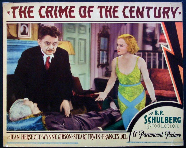 CRIME OF THE CENTURY @ FilmPosters.com