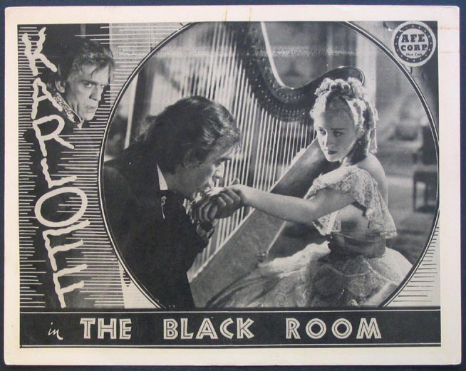 BLACK ROOM, THE @ FilmPosters.com