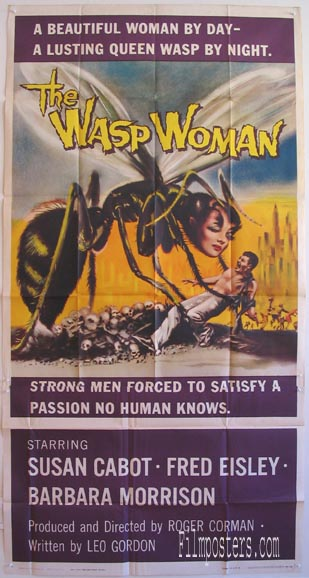 WASP WOMAN, THE (The Wasp Woman) @ FilmPosters.com