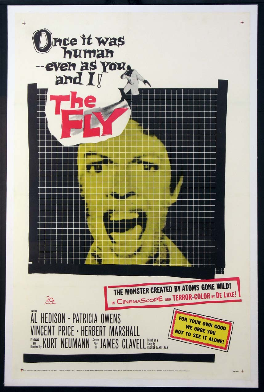 FLY, THE (The Fly) @ FilmPosters.com