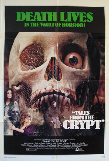TALES FROM THE CRYPT @ FilmPosters.com