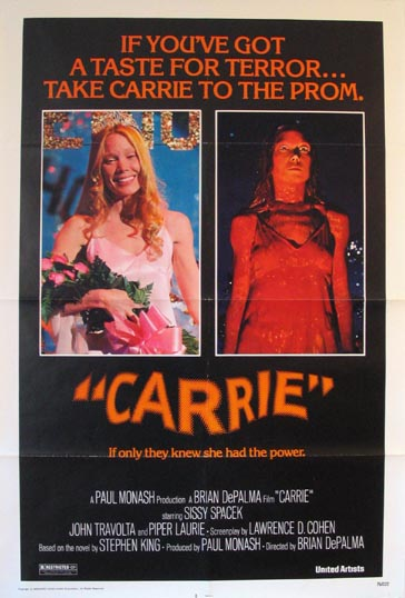 CARRIE @ FilmPosters.com