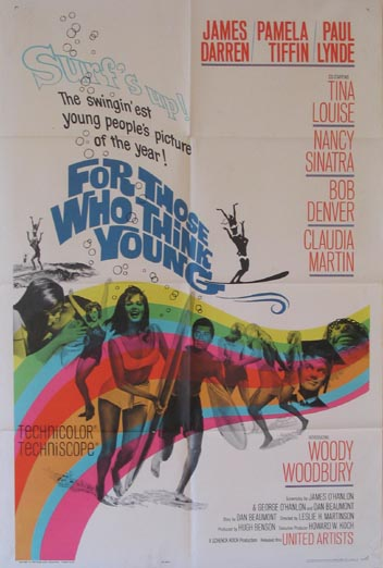 FOR THOSE WHO THINK YOUNG @ FilmPosters.com