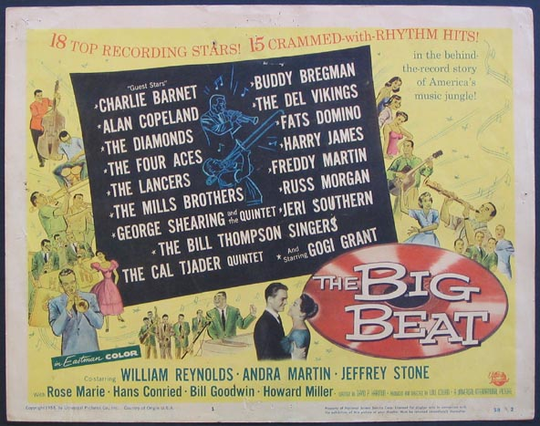 The Big Beat movie