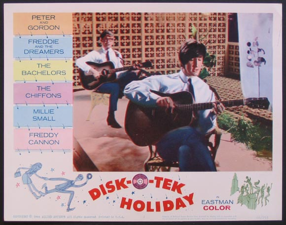 DISK-O-TEK HOLIDAY (Just For You) @ FilmPosters.com
