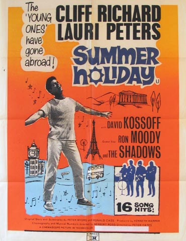 SUMMER HOLIDAY @ FilmPosters.com
