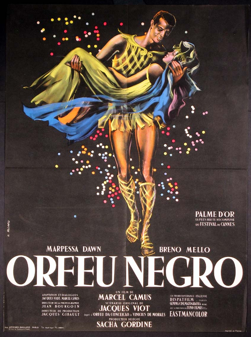 hades and film black orpheus Comparing the film black orpheus and the original greek myth the story of orpheus and eurydice is one that has been retold countless times over the years.