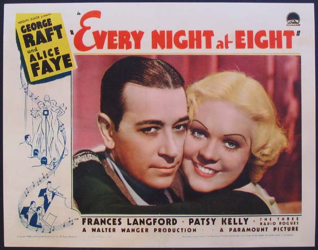 EVERY NIGHT AT EIGHT @ FilmPosters.com