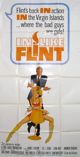 IN LIKE FLINT @ FilmPosters.com