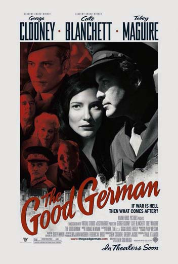GOOD GERMAN, THE @ FilmPosters.com
