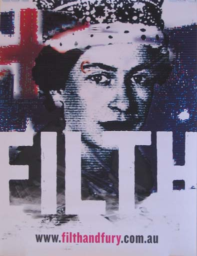 FILTH AND THE FURY, THE @ FilmPosters.com