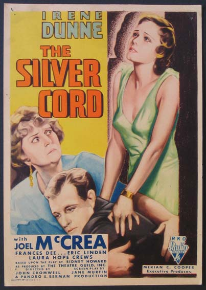 SILVER CORD, THE @ FilmPosters.com
