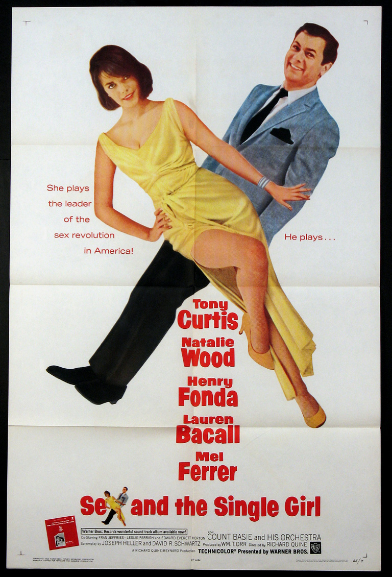 SEX AND THE SINGLE GIRL @ FilmPosters.com