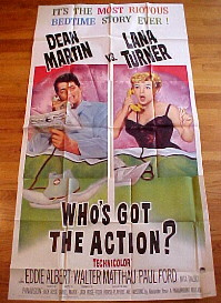 WHO'S GOT THE ACTION? @ FilmPosters.com