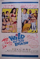 WILD ON THE BEACH @ FilmPosters.com