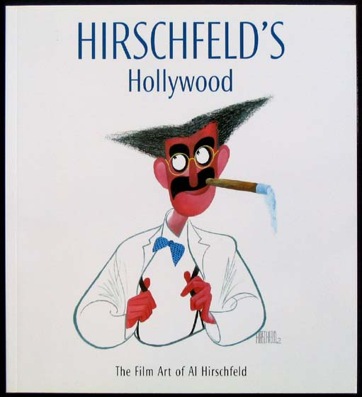 HIRSCHFELD'S HOLLYWOOD: THE FILM ART OF AL HIRSCHFELD @ FilmPosters.com