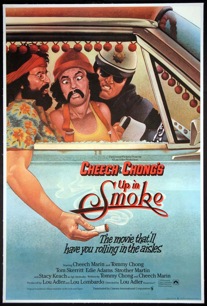 UP IN SMOKE @ FilmPosters.com