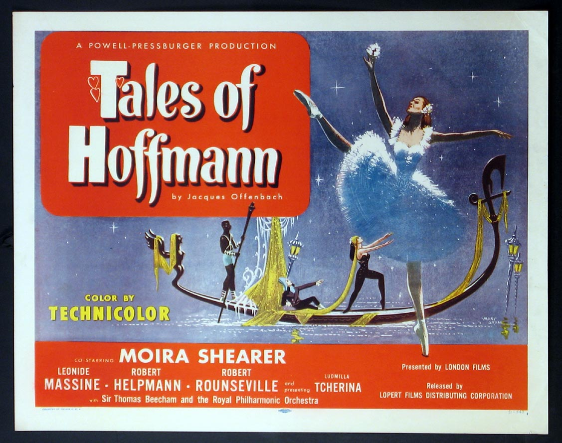 TALES OF HOFFMANN @ FilmPosters.com