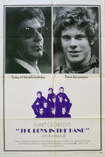 BOYS IN THE BAND, THE @ FilmPosters.com