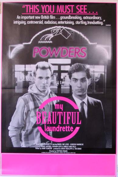 MY BEAUTIFUL LAUNDRETTE @ FilmPosters.com