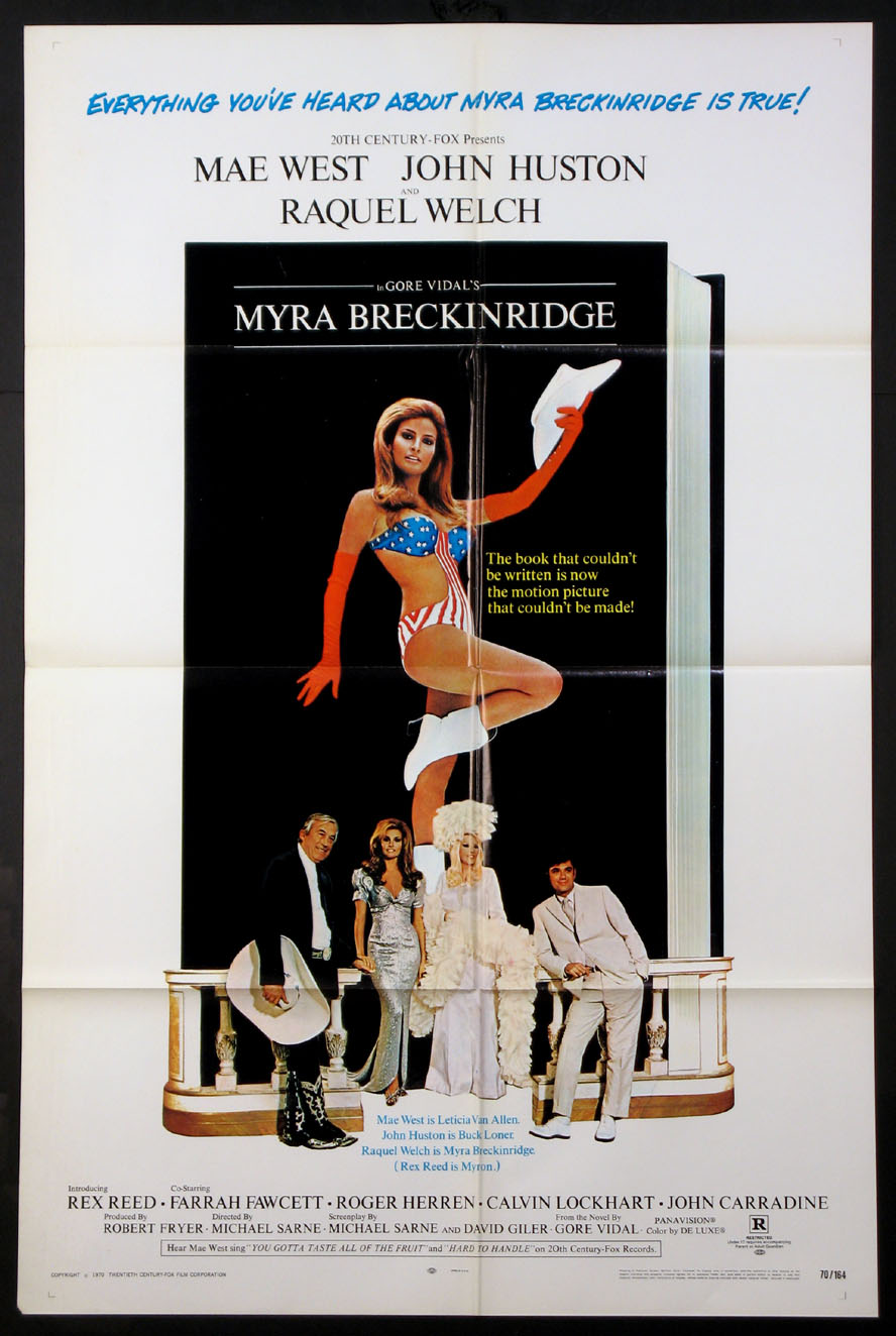 MYRA BRECKINRIDGE @ FilmPosters.com