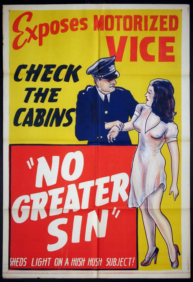 NO GREATER SIN @ FilmPosters.com