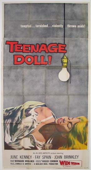 TEENAGE DOLL @ FilmPosters.com