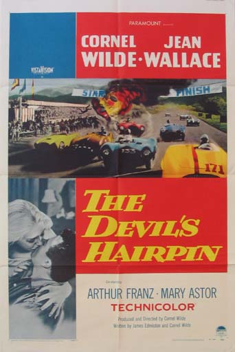 DEVIL'S HAIRPIN, THE (The Devils Hairpin) @ FilmPosters.com