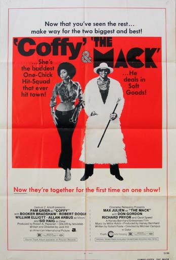 COFFY / THE MACK @ FilmPosters.com