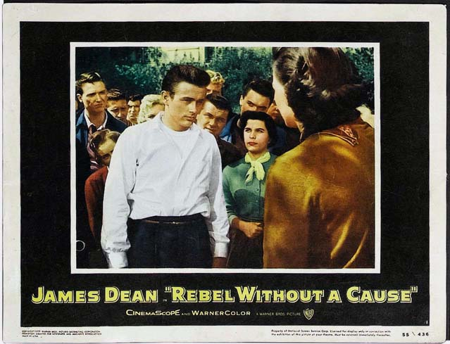 REBEL WITHOUT A CAUSE @ FilmPosters.com