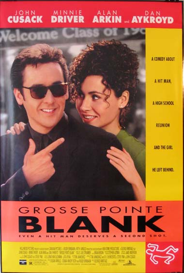 GROSSE POINTE BLANK @ FilmPosters.com