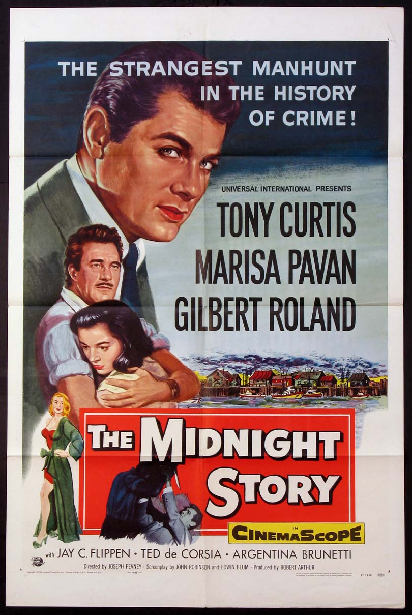 MIDNIGHT STORY, THE @ FilmPosters.com