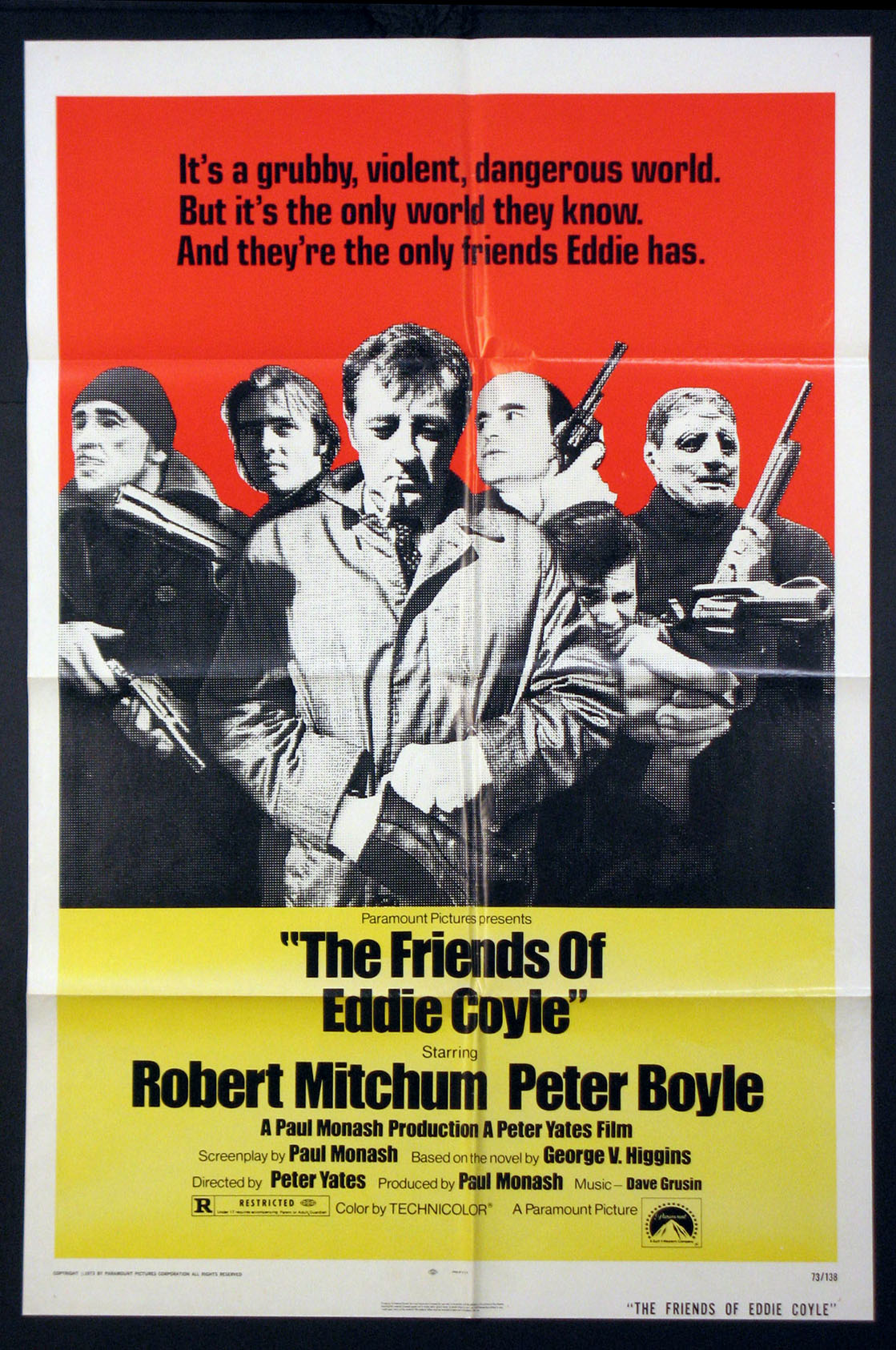 FRIENDS OF EDDIE COYLE, THE @ FilmPosters.com