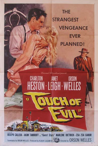 TOUCH OF EVIL @ FilmPosters.com
