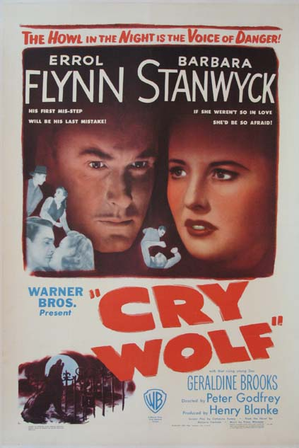 CRY WOLF @ FilmPosters.com