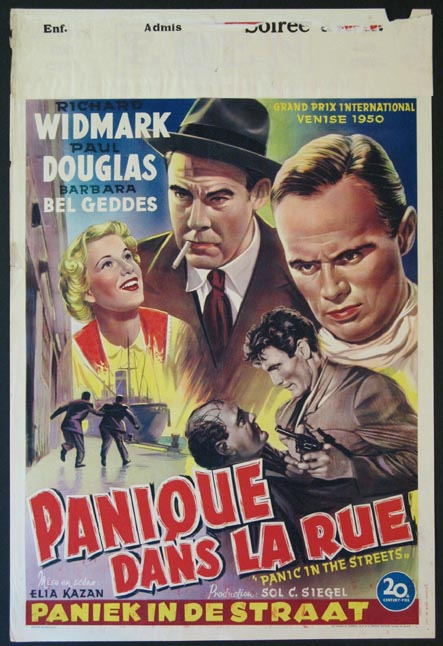PANIC IN THE STREETS @ FilmPosters.com