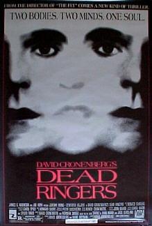 DEAD RINGERS @ FilmPosters.com