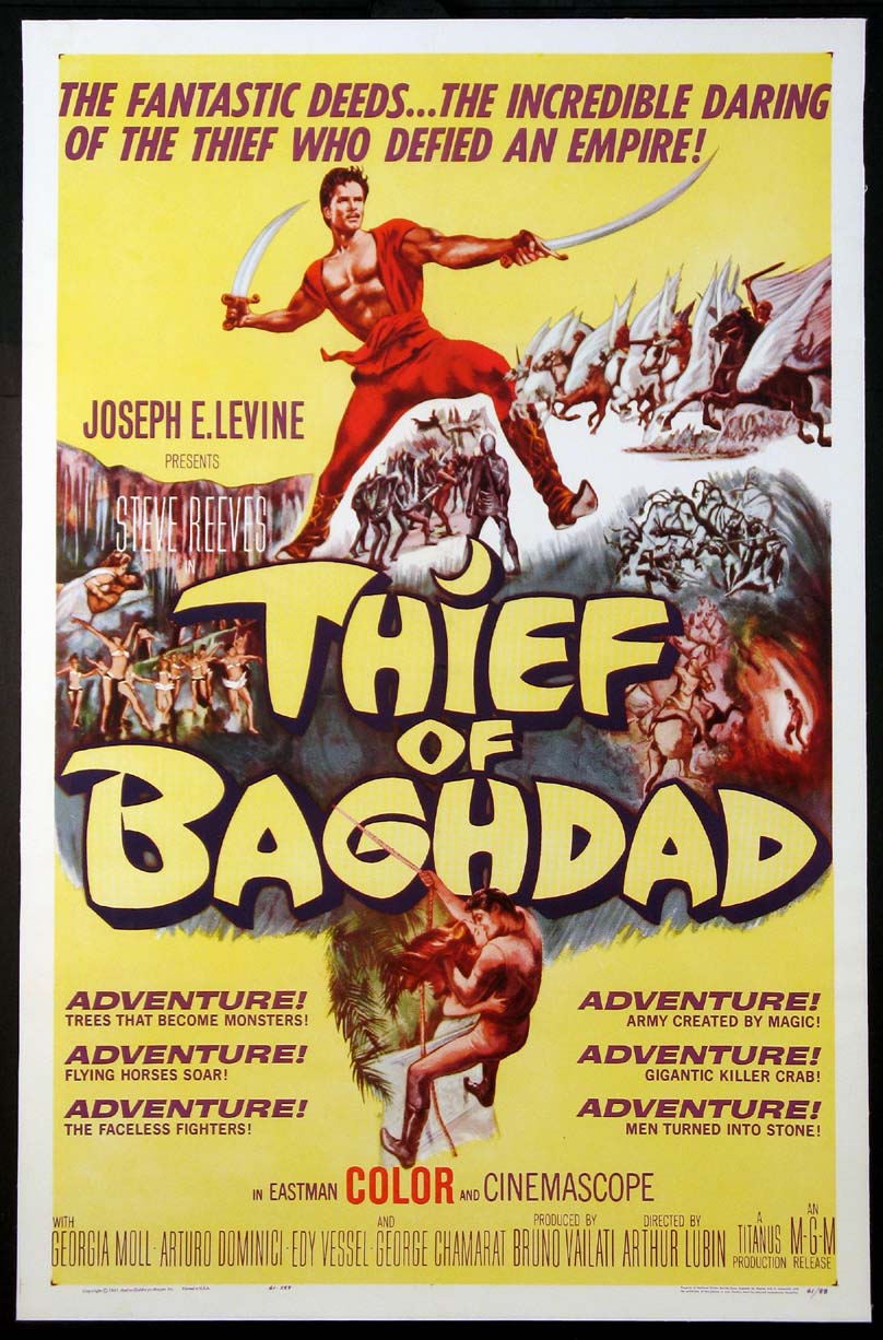 THIEF OF BAGHDAD @ FilmPosters.com