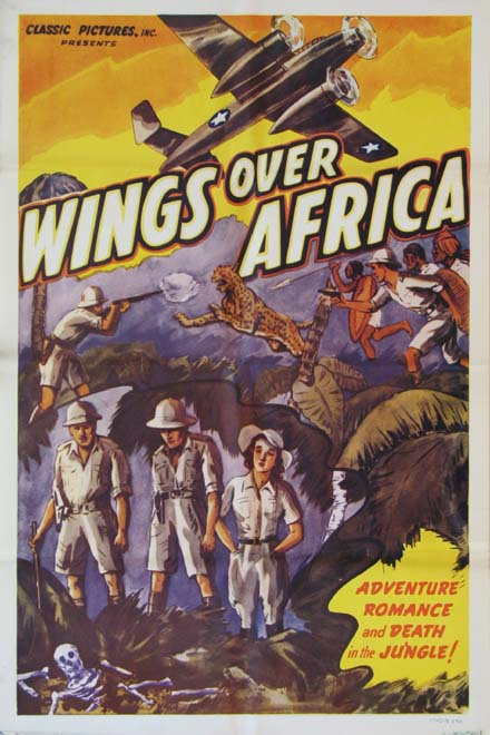 WINGS OVER AFRICA @ FilmPosters.com