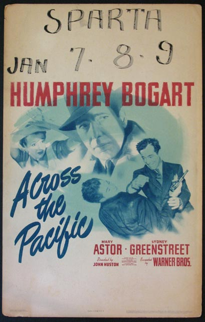 ACROSS THE PACIFIC @ FilmPosters.com