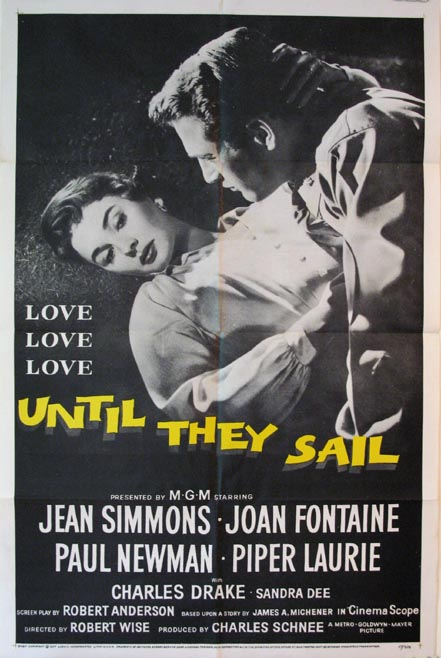 UNTIL THEY SAIL @ FilmPosters.com
