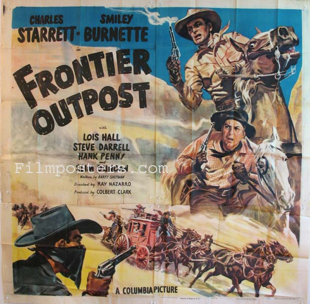 FRONTIER OUTPOST @ FilmPosters.com