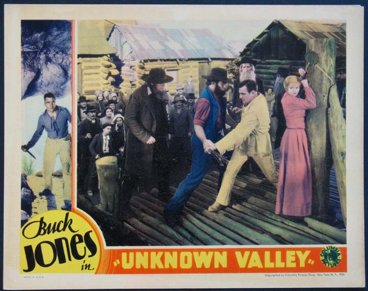 UNKNOWN VALLEY @ FilmPosters.com