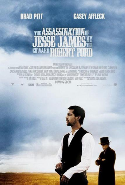 ASSASSINATION OF JESSE JAMES BY THE COWARD ROBERT FORD @ FilmPosters.com