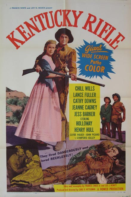 KENTUCKY RIFLE @ FilmPosters.com
