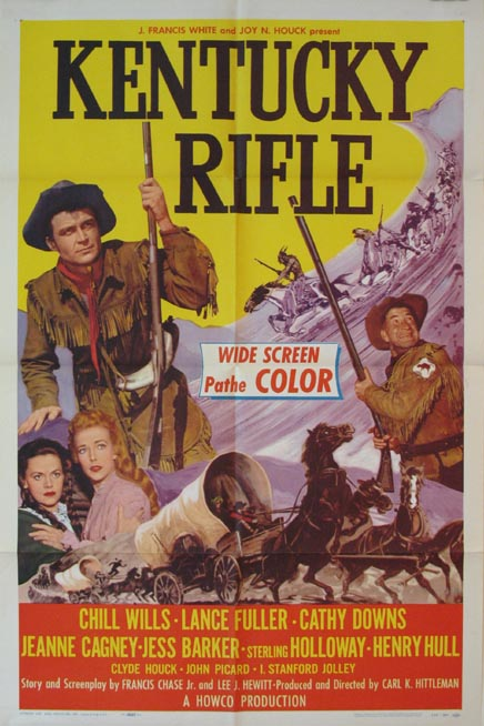 Kentucky Rifle (1955) - Full Length Western Movie in Color ...