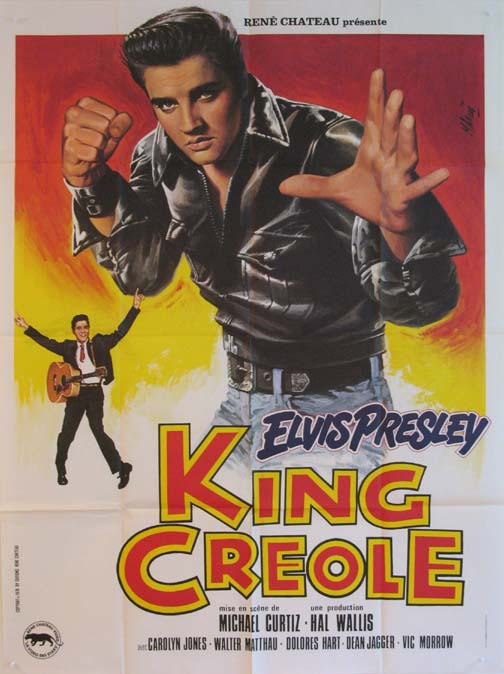 KING CREOLE @ FilmPosters.com