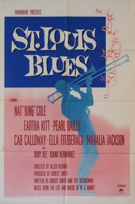ST. LOUIS BLUES @ FilmPosters.com