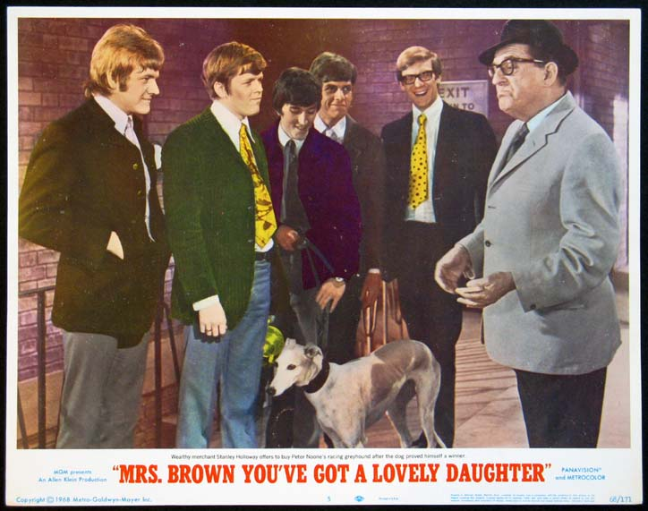 MRS. BROWN, YOU'VE GOT A LOVELY DAUGHTER @ FilmPosters.com