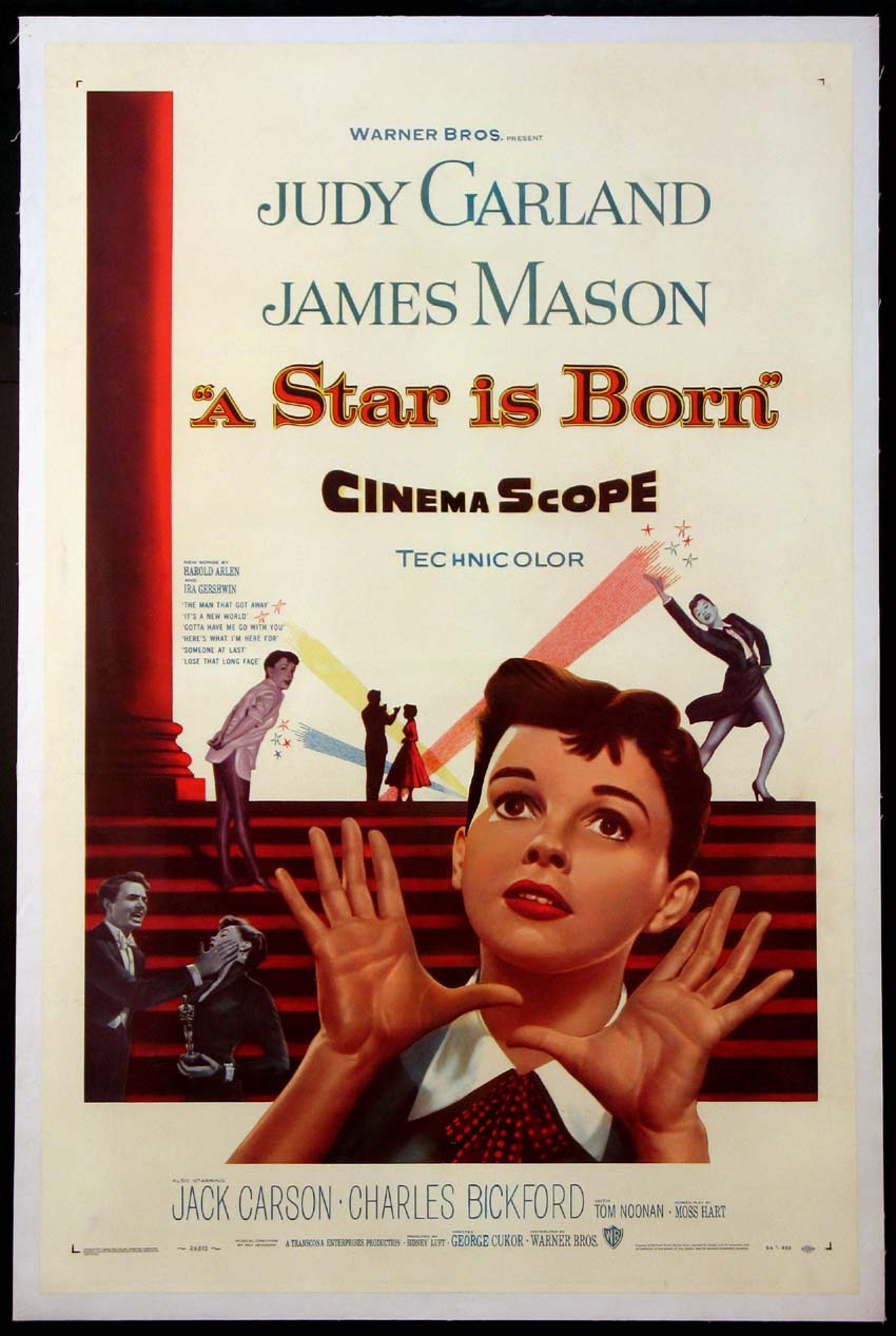 STAR IS BORN, A (A Star is Born) @ FilmPosters.com